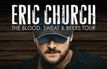 Eric Church 2012 Tour