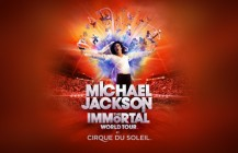 Michael Jackson IMMORTAL Tour