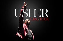 USHER: OMG World Tour