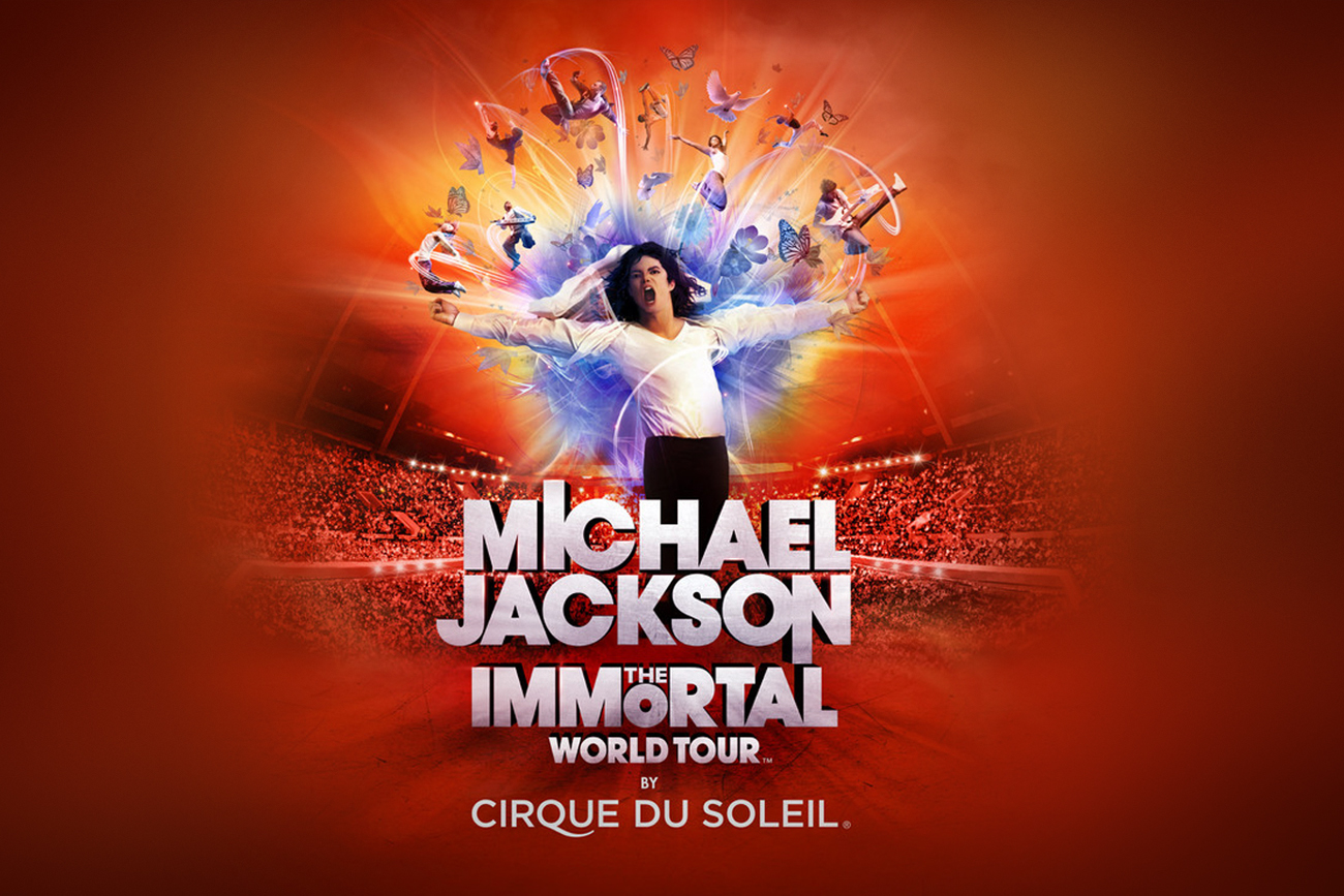 Michael Jackson: The Immortal Tour